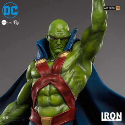 Martian Manhunter BDS 1/10 Art Scale Statue