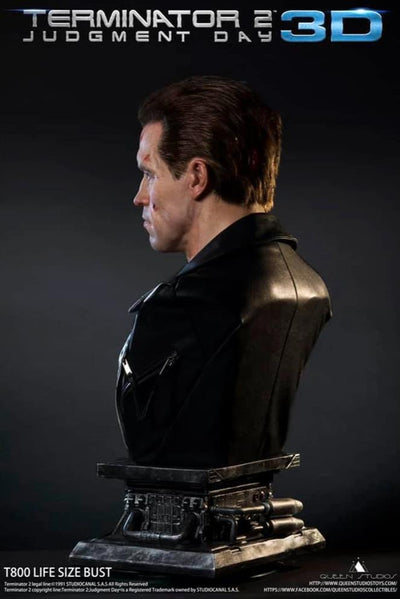 Terminator 2: Judgement Day T-800 LifeSize Bust