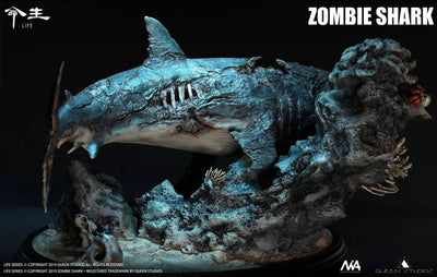 Zombie Shark 1/10 Scale Statue