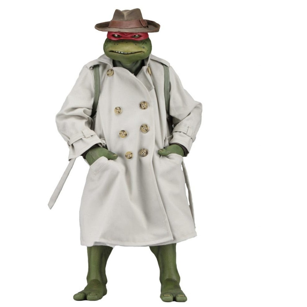 Raphael Disguise 1/4 Scale Figure TMNT 1990 Movie Version by Neca