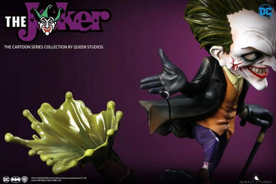 JOKER CARTOON SERIES STATUE