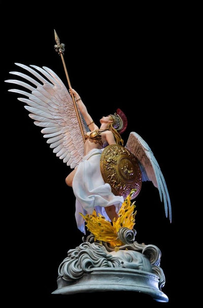 Athena 1/4 Scale Statue - Color Version