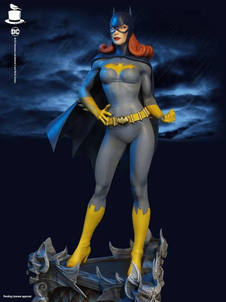 Batgirl 1/6 Scale Maquette - Super Powers Series