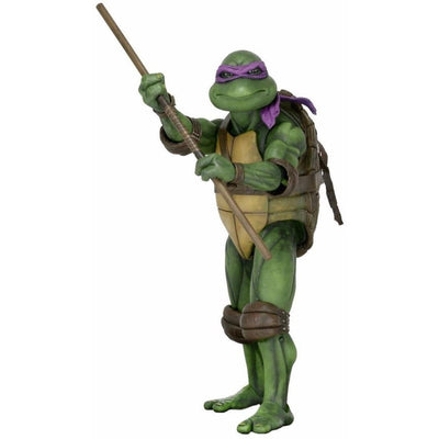Donatello 1:4 Scale Figure TMNT 1990 Movie Version by Neca Toys
