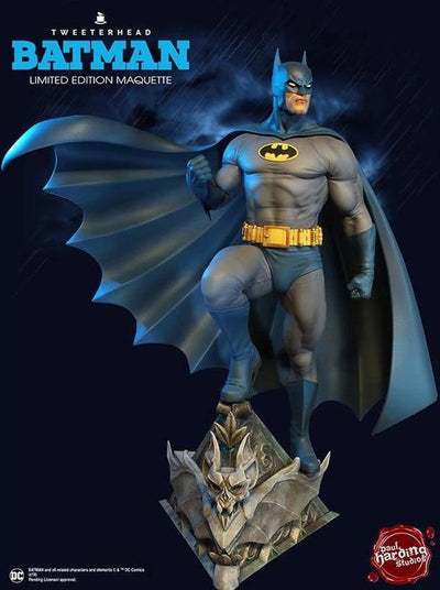 BATMAN Super Powers Maquette Statue