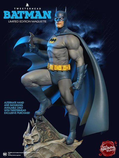 Batman Exclusive Super Powers Maquette Statue