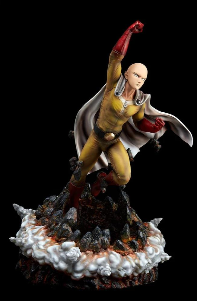 DAMTOYS DMG001 1//7 One Punch Man Senritsu No Tatsumaki PVC Figure Statue New