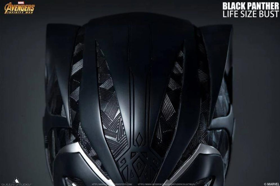 Avengers: Infinity War - Black Panther Lifesize Bust