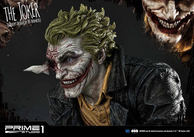 Joker 1/3 Scale Statue Deluxe Version (Lee Bermejo)