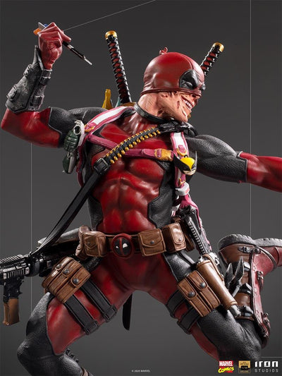 Deadpool BDS 1/10 Art Scale Statue – Marvel
