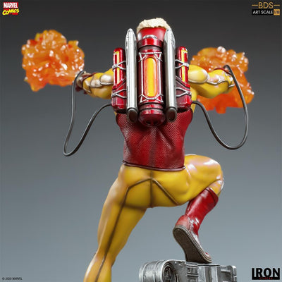 PYRO BDS Art Scale 1/10 – Marvel Comics
