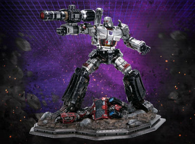 Transformers Generation 1 Megatron Limited Edition Statue