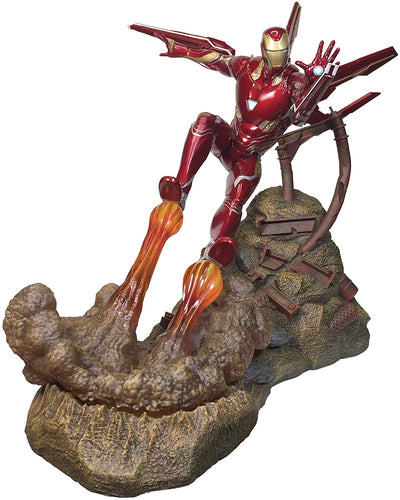 Marvel Premier Iron Man MK 50 Statue