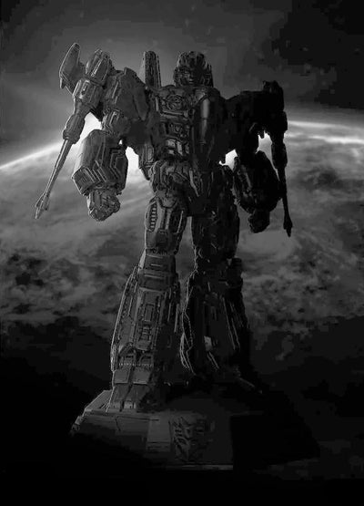 Starscream 1:20 Scale Statue