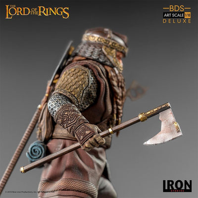 Lord Of The Rings: Gimli Art Scale Statue