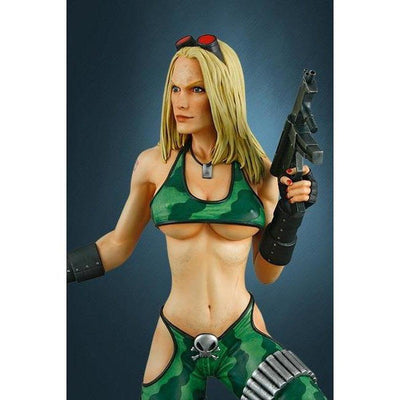 Heavy Metal: Alien Marine Girl 1/4 Scale Statue  by Hollywood Collectibles Group
