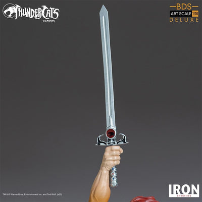 Lion-O & Snarf BDS Art Scale 1/10 – Thundercats