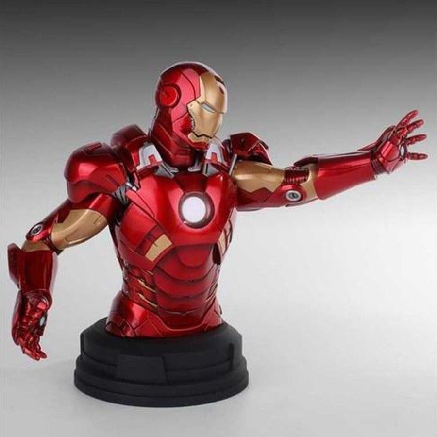 Avengers: Iron Man 1:6 Deluxe Mini Bust by Gentle Giant