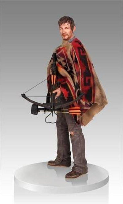 Walking Dead - DARYL DIXON 1:4 Scale Statue by Gentle Giant