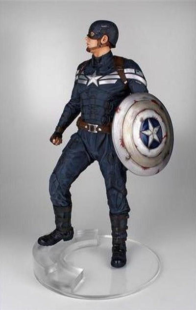 "Captain America Stealth (Captain America 2) 18"" Statue by Gentle Giant"