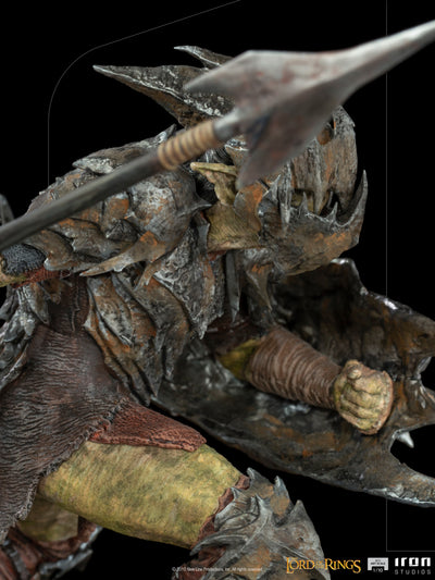 Armored Orc BDS Art Scale 1/10 - Lord of the Rings