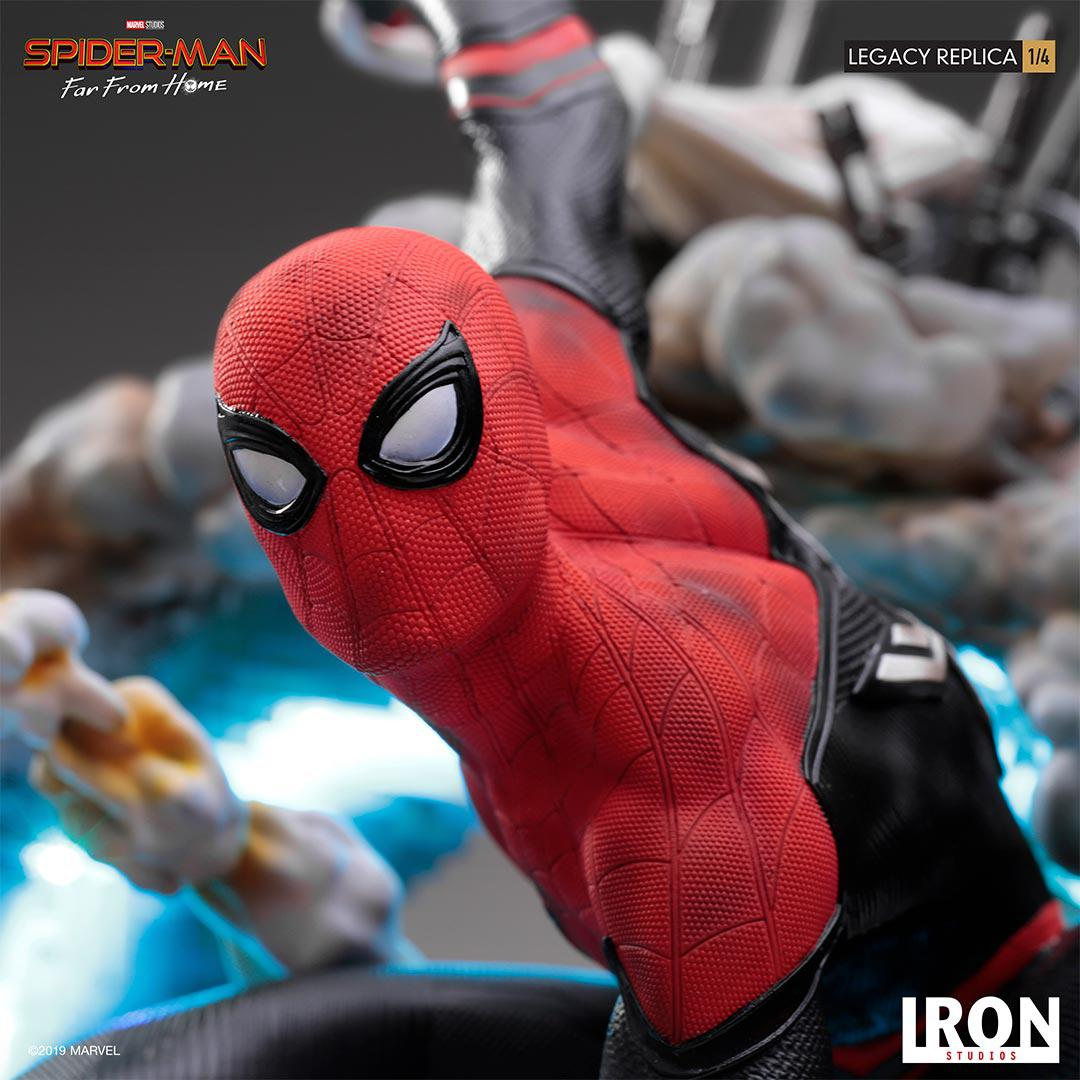 Spider Man Far From Home 1 4 Scale Statue Spec Fiction Shop