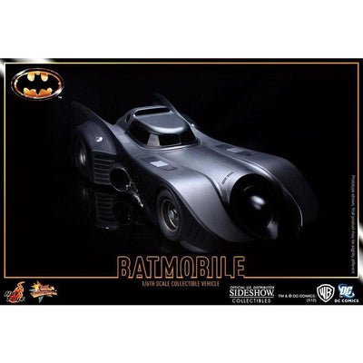 Hot Toys 1/6 Scale Batmobile 1989 Movie Masterpiece