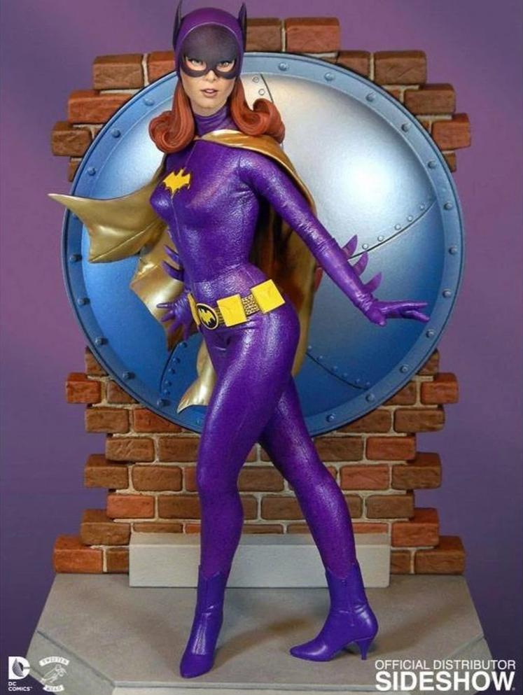 Batman 1966 TV Batgirl 1/6 Scale Maquette Statue by Tweeterhead