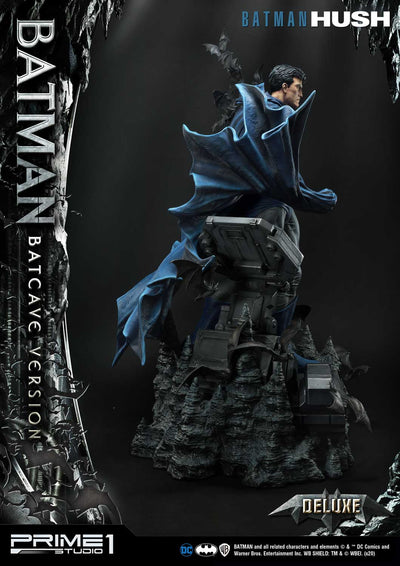 Batman Hush Batcave Statue DX Bonus