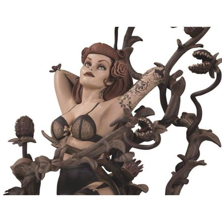 DC Comics Bombshells Poison Ivy (Sepia Variant) Limited Edition Statue by DC Collectibles