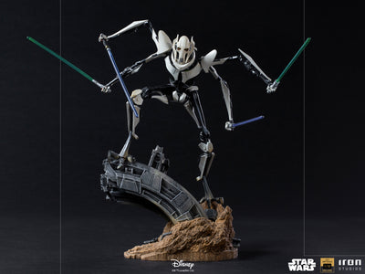 General Grievous Deluxe BDS Art Scale 1/10 - Star Wars
