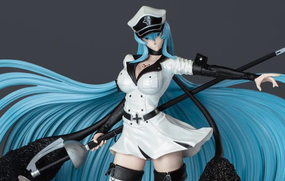 Akame Ga Kill - Esdeath 1/6 Scale Statue