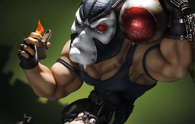 Bane Cartoon Series Collectible Statue