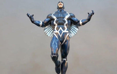 Black Bolt 1/4 Scale Statue