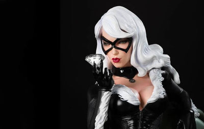 Black Cat 1/4 Scale Statue - FREE SHIPPING