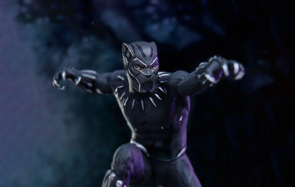 Marvel Black Panther 1/10 Scale Statue DIORAMA