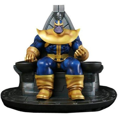 Thanos On Space Throne Statue by Bowen Designs