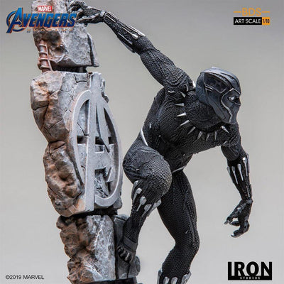 Avengers: Endgame – Black Panther Statue