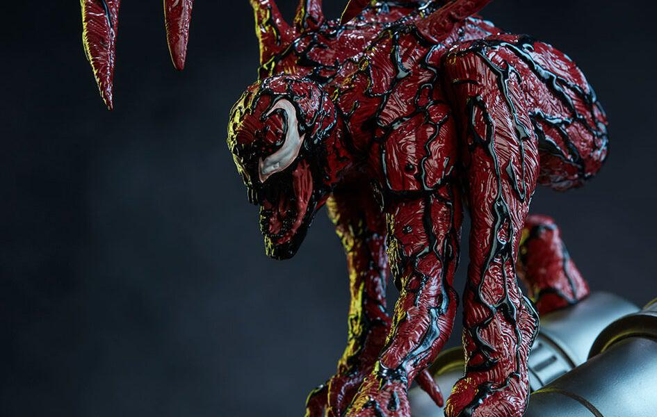Marvel Battle Diorama Series: Carnage 1/10 Scale Statue