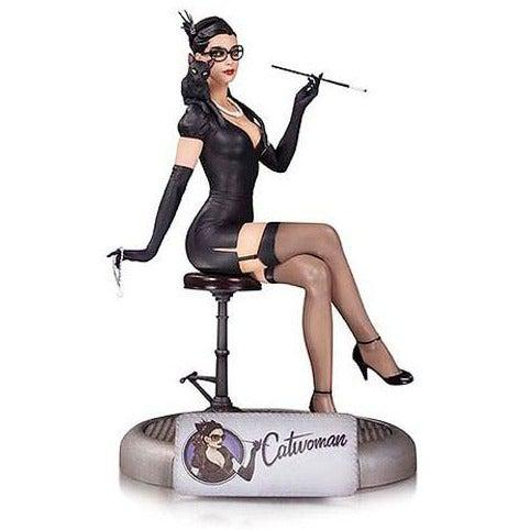 DC Bombshells CATWOMAN Statue by DC Collectibles