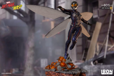 The Wasp BDS Art Scale 1/10 Statue Marvel