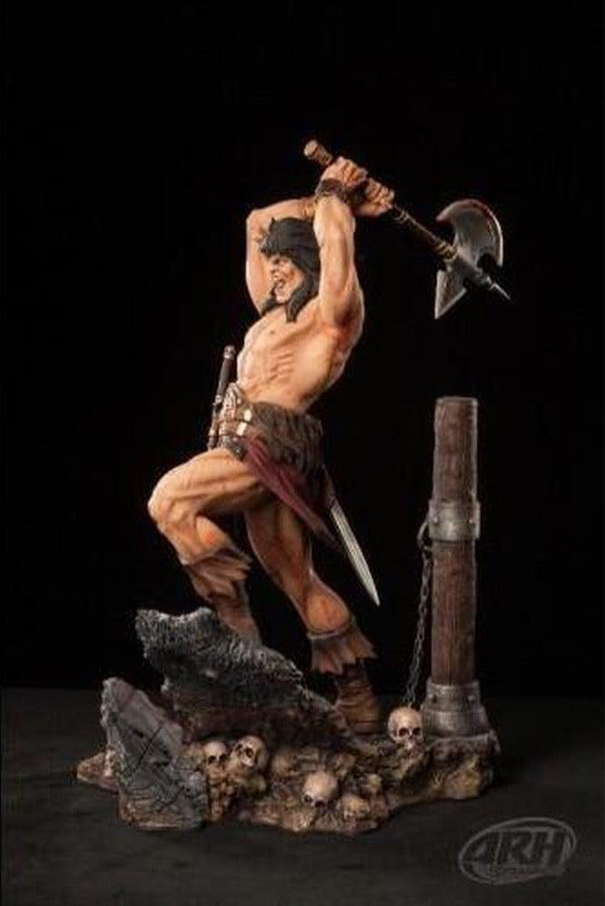 Conan: The Sacrifice 1/4 Scale Statue by ARH Studios