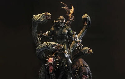 DARKNESS 1/4 Scale Statue