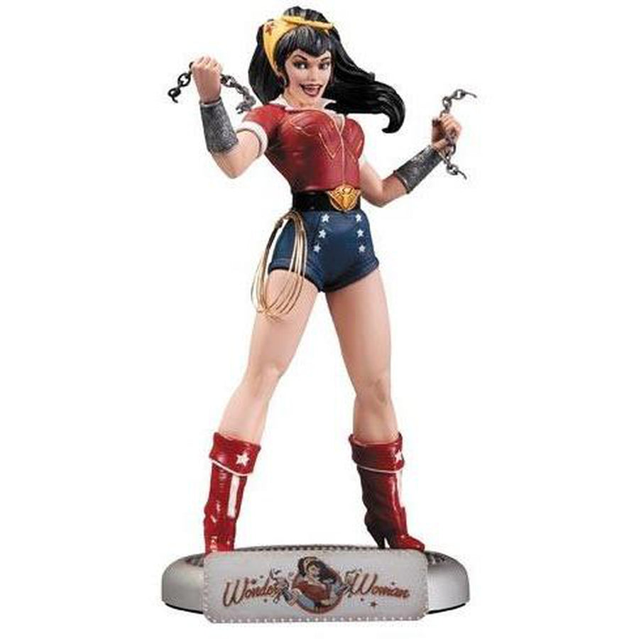 DC Bombshells: Wonder Woman Statue by DC Comics