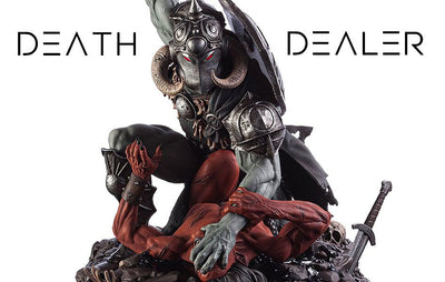 Frazetta: Death Dealer 1/6 Scale Statue