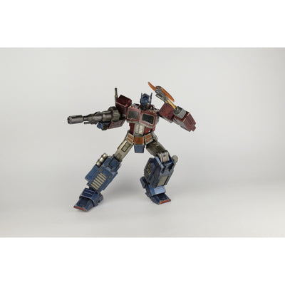 Transformers Optimus Prime Generation One  Classic Edition Figure ThreeA x Hasbro
