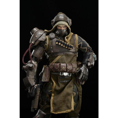 LOST PLANET 2 MERCENARY 1:6 Scale Figure by 3A