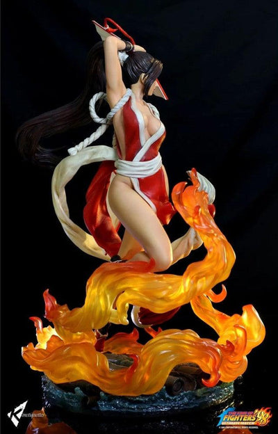 King Of Fighters: Mai Shiranui 1/4 Scale Statue