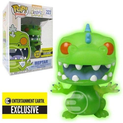 Rugrats: Reptar Glow In The Dark FUNKO Pop! Television #277