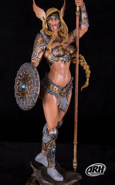 Skarah The Valkyrie 1/4 Scale Limited Statue